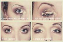 Make up / by Sara Runyan