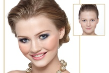 Makeup/beauty  / by JoAnna Bartley
