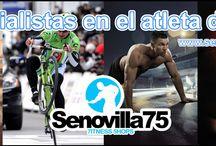 Senovilla Fitness Shops / Nuestros puntos de venta