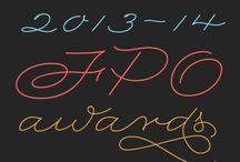 FPO Awards 2013-2014