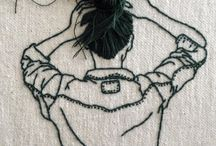 Needle art