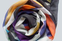 David David scarves