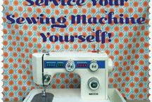 Service my sewing machine