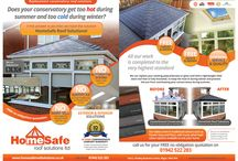 Flyers / some of our design work for in clients
