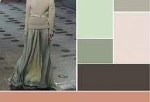 color schemes / by K