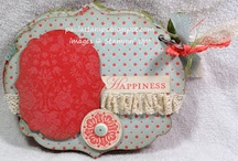 Creativity Galore / Any paper crafting, card making, altering things....anything that catches my fancy! / by Kimmie K