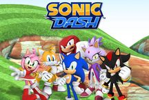 Sonic Dash / Sonic Dash Wallpapers
