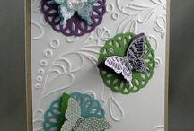 card ideas / by Miranda Chris Schulenberg