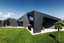Maisons écologiques / Découvrez une sélection des plus belles maisons contemporaines écologiques respectueuses de l'environnement.