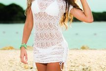 Summer Holidays Cover up and Beach Wear / AM:PM Cover Ups and Beachwear by Espiral available for purchase at Love Temptation.  Secure and discreet service.  Worldwide shipping. http://lovetemptation.tictail.com