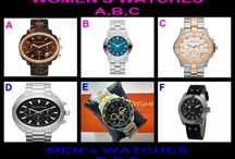 WATCH WEDNESDAY for Women AND Men March 26 / Great Watches Available for Women and Men tonight at 10 PM ET at OneCentChic.com