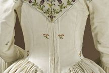 costume of the 17th -18th century
