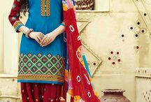 Patiala Suit Designs