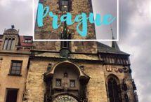 Jaunting Prague
