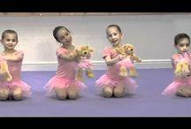 Ballet class ideas