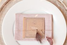 Weddings - Tablescapes & Place Settings