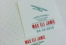 Baby Announcements! / by Page Stationery