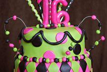 Birthday cakes / by Janice Whitehead