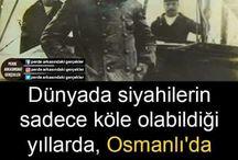 Osmanlı' İlkler
