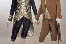 18th century fashion victim: men's clothes