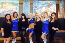 Official Salon for the Tampa Bay Storm Cheerleaders!