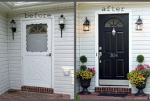 Adding Curb Appeal / by Brandy Underberg