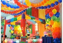 Circo - Feria Decoracion fiesta