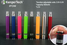 KANGER IPOW VARIABLE VOLTAGE LCD