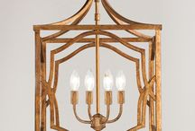 Fran - dining room light / by Linda Sikes