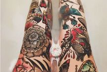Neo Traditional Sleeve
