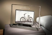 personalized picture frame / by Leah Eischen