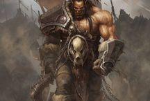 orcs & humans