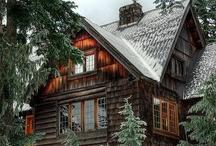 Зимний Домик Для Отдыха
