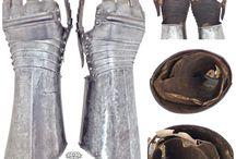Husaria - 1576-1599 / Wszystko, co może przydać się do rekonstruowania husarii z końca XVI wieku. Broń, zbroje, tarcze, przedstawienia, inspiracje