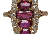 Ruby / Ruby Rings & Jewelry