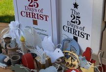 Holidays: Christ-Centered Christmas / by Lora Lacey