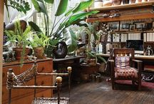 Artist's Studio Spaces / Writers, crafters,  musicians or visual artists, we all need a special place to create.