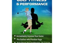 Yoga for Golf Fitness & Performance / SEVENTEEN 5-Star Amazon Buyer Reviews!