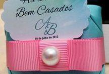 ideias bodas de papel