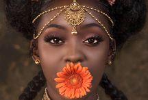 ༺♥༻Orange&Black༺♥༻
