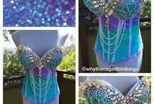 MERMAID OUTFITS