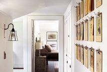 Hallway Ideas / by Katherine Mead