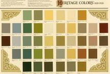 Exterior Paint Job - Heritage Home / by Christie Pruden
