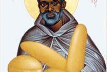 Santos e orações