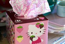Hello Kitty <3 / by Cymone Hartley