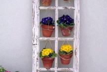 Garden Ideas for small spaces / Gardening