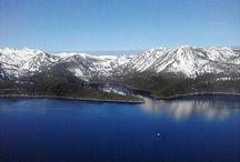 Lake Tahoe / Lake Tahoe (California and Nevada)