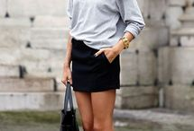 Fashion & Style. / Inspiration for outfits and style.