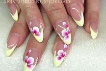 lila virágos