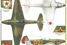 Aerei russi II GM